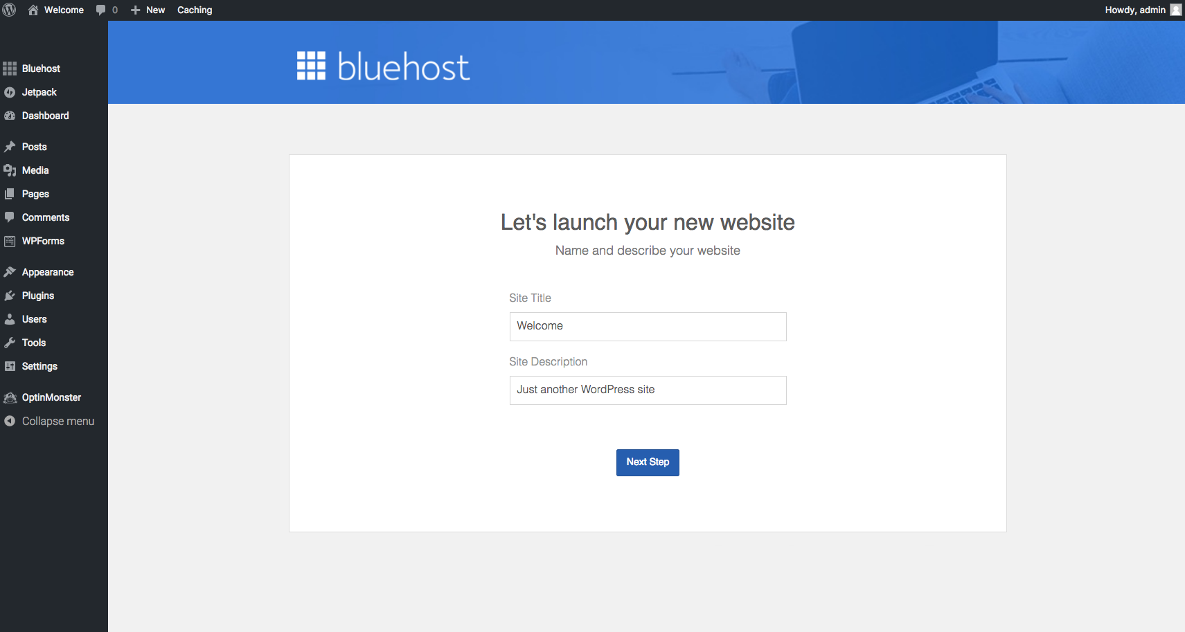 12.2-Launch Your Site